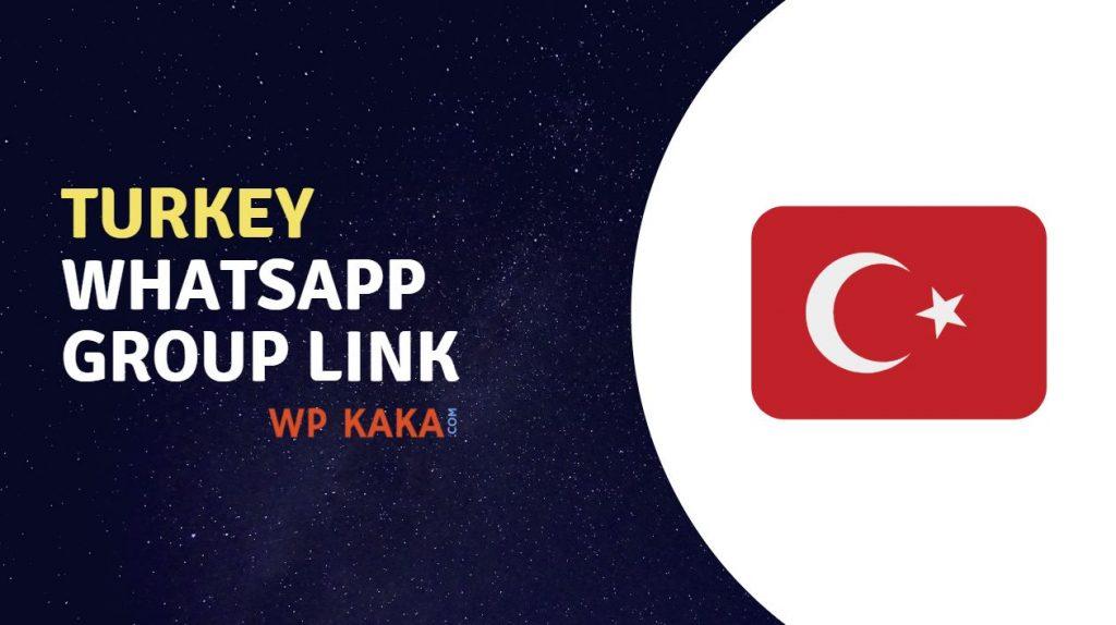 türkiye whatsapp grubu bağlantıları