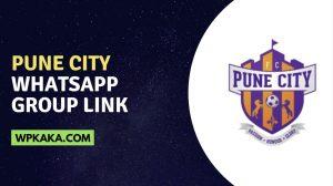 pune whatsapp group links